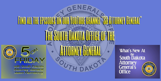 Attorney General's Office on YouTube