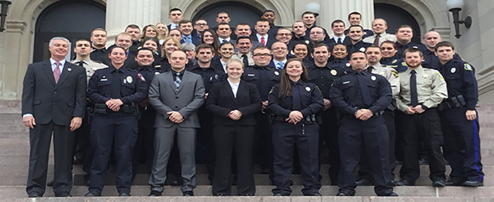 47 Law Enforcement Certification Students to Graduate November 17, 2017